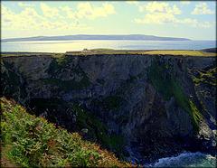 Godrevy coast, Cornwall