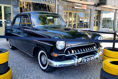 Opel Kapitan 1954