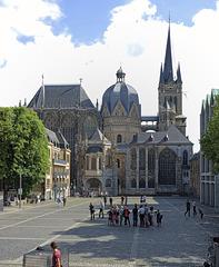 Kathedrale , Aken, Aachen _Germany