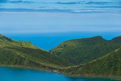 Blick auf den Lagoa do Fogo (© Buelipix)