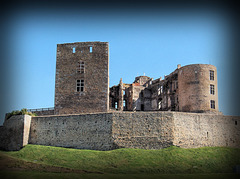 Château de Montrond-les-Bains (42) 16 juillet 2007.