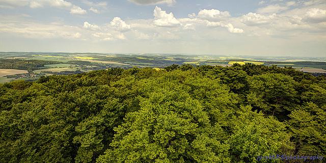 View from Blaník 3
