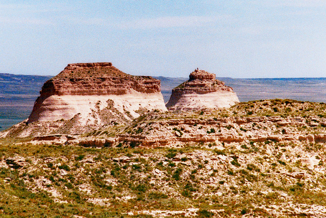 The Pawnee Buttes