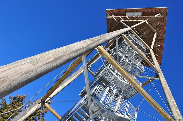 der Riesenbühlturm bei Schluchsee (© Buelipix)