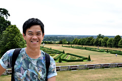 Liang at Cliveden