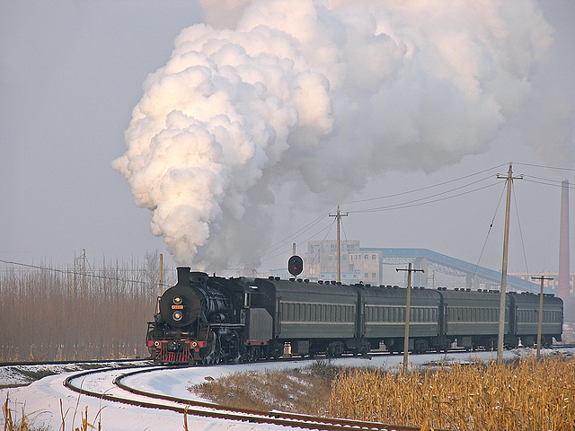 Colliery passenger service