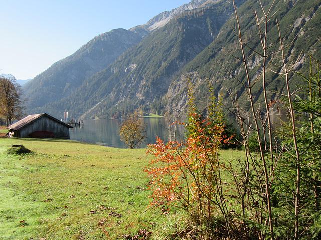 Aachensee  in Tirol