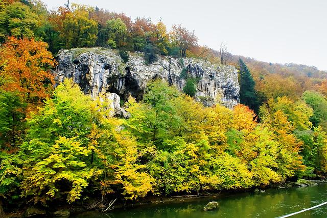 Räuberhöhlen. ©UdoSm
