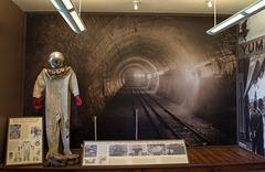 Yuma Quartermaster Depot - Siphon exhibit (#0910)