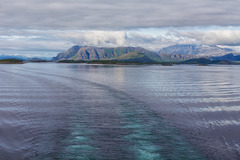 Leaving Brønnøysund
