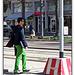 Bei grün darfst du gehen - Green crosses (◕‿-)