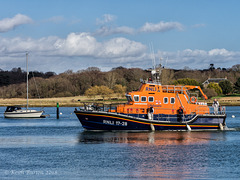 Hamble Lifeboat