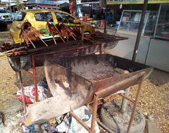 BBQ en Isan