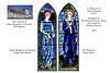 Rottingdean St Margaret - St Margaret & St Mary - In memory of Julia Thomas - by Burne-Jones & Wm Morris - 1895