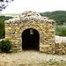 12 Jolie capitelle reconstruite à l'ancienne