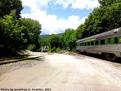 Wye, Edited Version, Ludlow, Vermont, USA, 2015