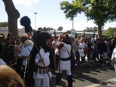 Carnival of Hurdana (Caceres, Extremadura).