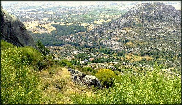 Sierra de La Cabrera and the Monastery