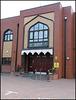 men's entrance to mosque