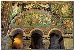 Mosaici Bizantini a San Vitale -Ravenna