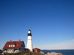 Portland lighthouse (1 PiP)