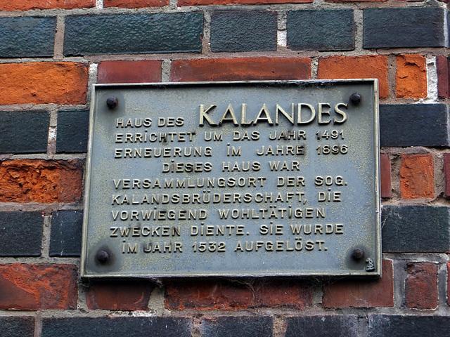 Haus des Kalandes