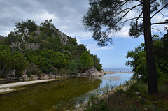 Olympos, The River Mouth