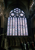 Stained Glass East Window, Lincoln Cathedral 20th October 1993
