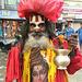 Beau Sadhu, Durbar Square, Kathmandu (Népal)