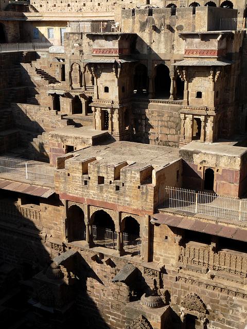 Chand Baori Step Well