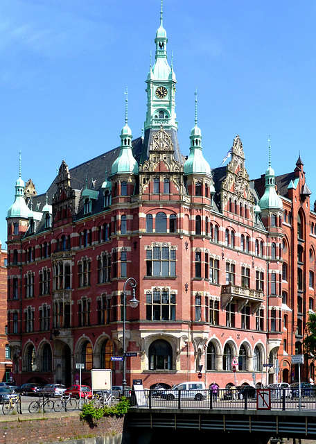 DE - Hamburg - Port and Logistics Authority
