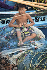 Le monocle du marin