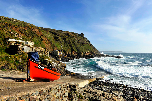 HFF from Priests Cove, Cape Cornwall