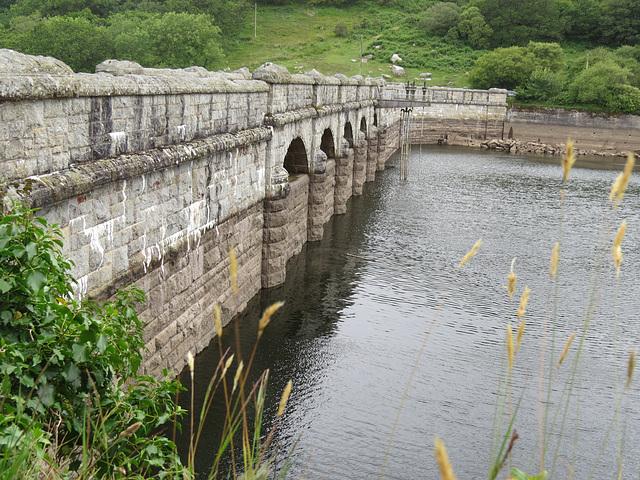 burrator reservoir, dartmoor, devon