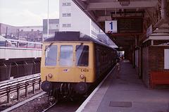 1988-Class 115 Barking  to Gospel Oak