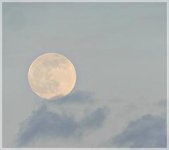 Pleine Lune du 8 Février 2020