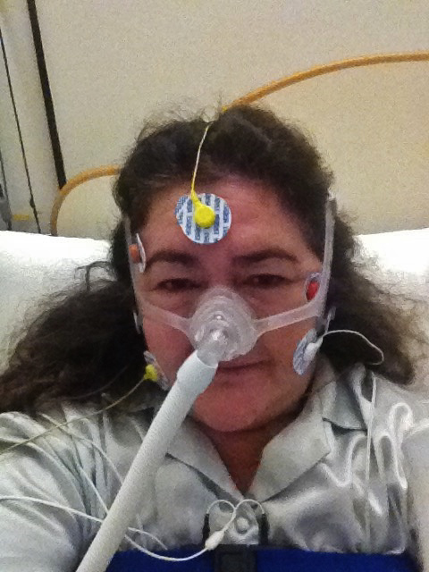 CPAP test