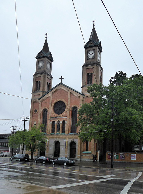 St. Francis Church & Friary, Over-the-Rhine