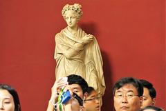Au Musée du Vatican, Rome (Italie)