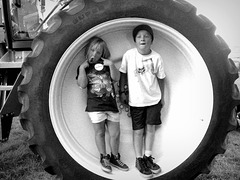 John Deere children