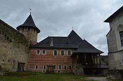 Хотинская крепость, Дом Коменданта и Комендантская Башня