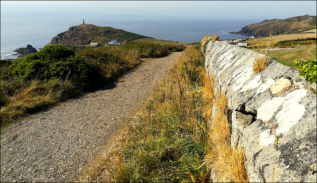 Cape Cornwall, for Pam.