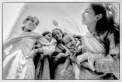 Rajasthan 1994 - Nikon F 2 - HP5 + / Négatif numérisé avec un Nikon D 750
