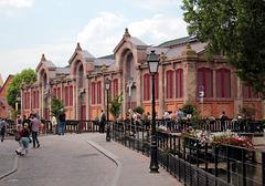 Markthalle in Colmar