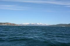 Approaching the European Coast after Crossing Barents Sea from Svalbard