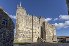 Dover Castle - Henry IIs Great Tower