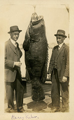 Two Men and a Big Fish