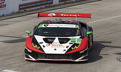 Paul Miller Racing Lamborghini Huracán GT3 Evo