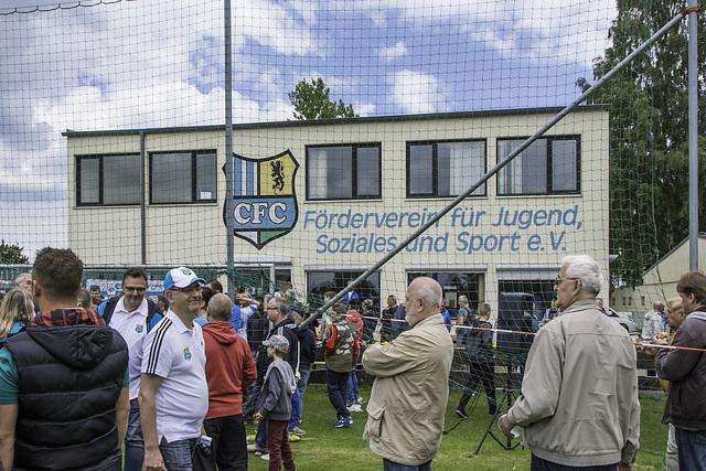 Cemnitz, Neubauernweg - Förderverein für Jugend, Soziales und Sport e.V.