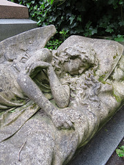 highgate west cemetery, london